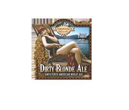 Adirondack Dirty Blonde Ale
